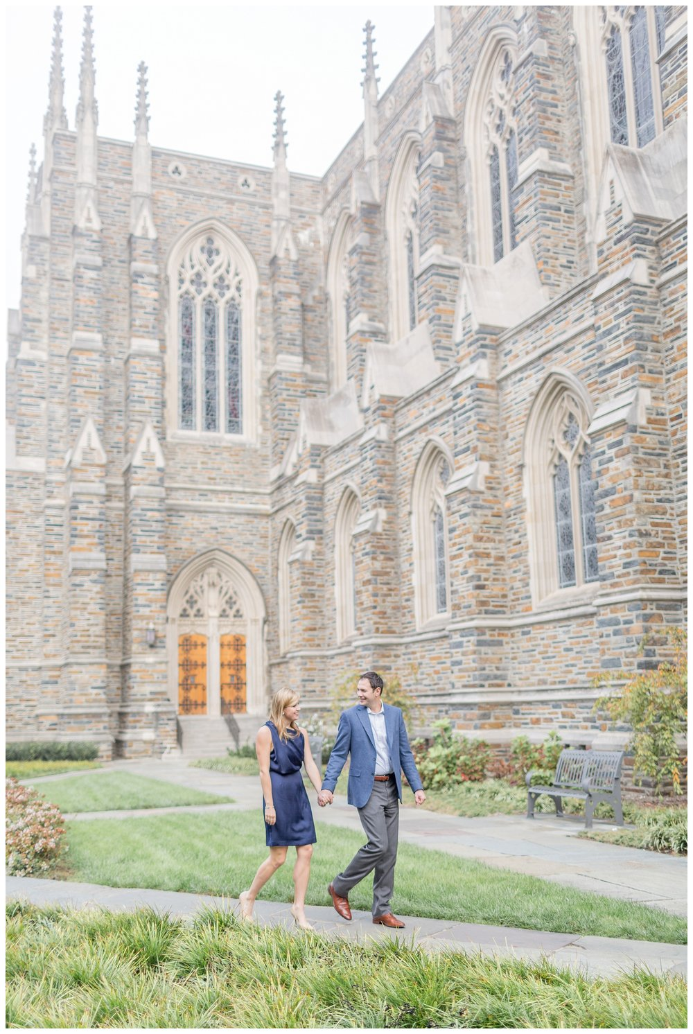 Duke University Engagement Durham Wedding Photographer 0011