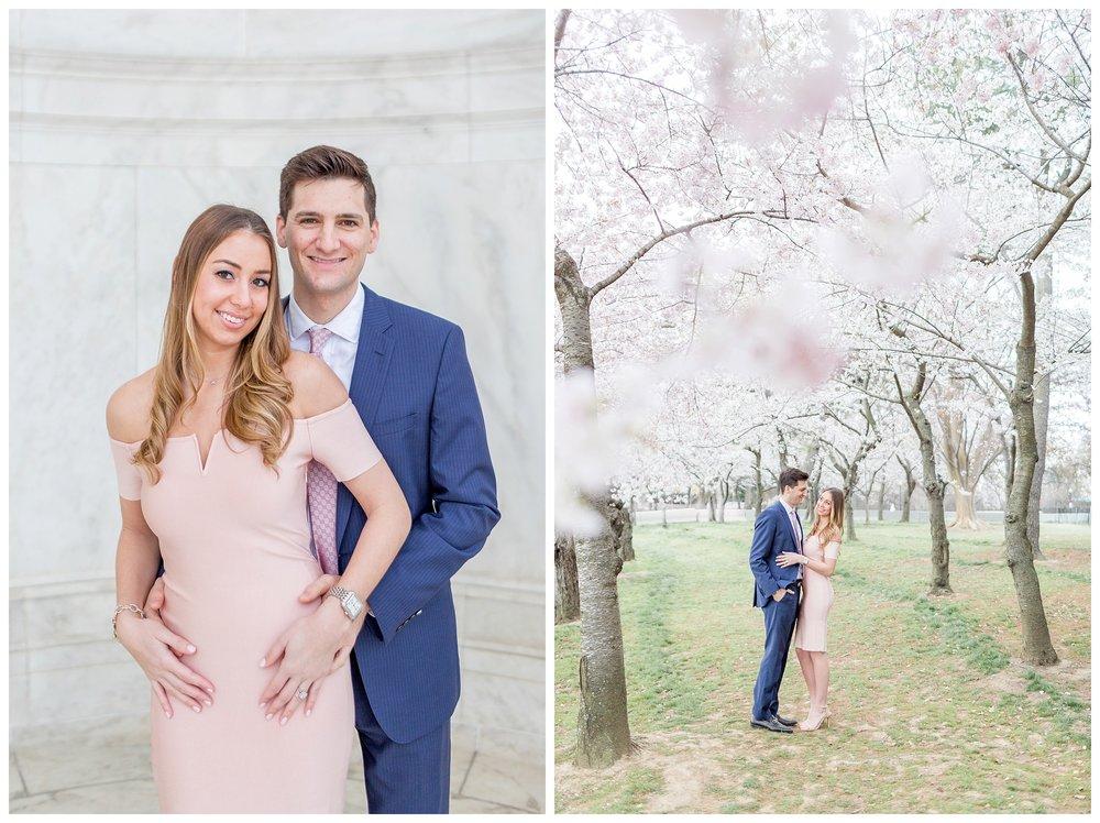 DC Cherry Blossom Engagement Virginia Wedding Photographer_0003.jpg