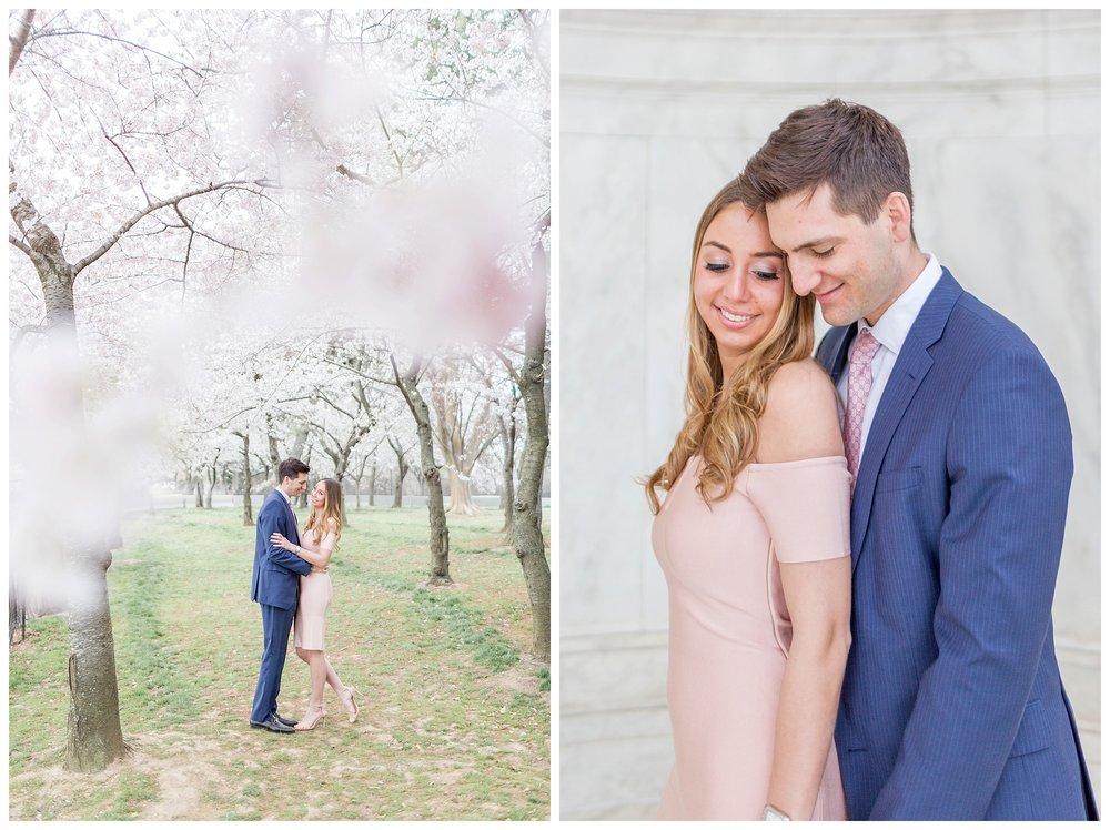 DC Cherry Blossom Engagement Virginia Wedding Photographer_0012.jpg