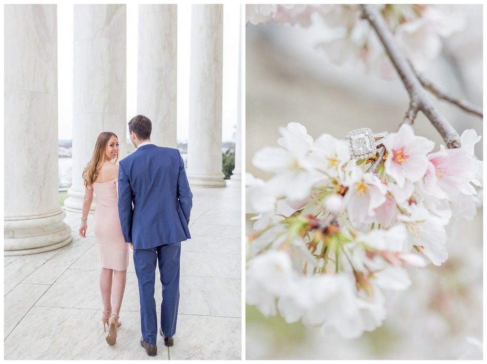 DC Cherry Blossom Engagement Virginia Wedding Photographer_0013.jpg