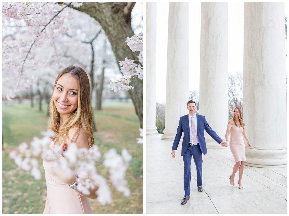 DC Cherry Blossom Engagement Virginia Wedding Photographer_0017.jpg