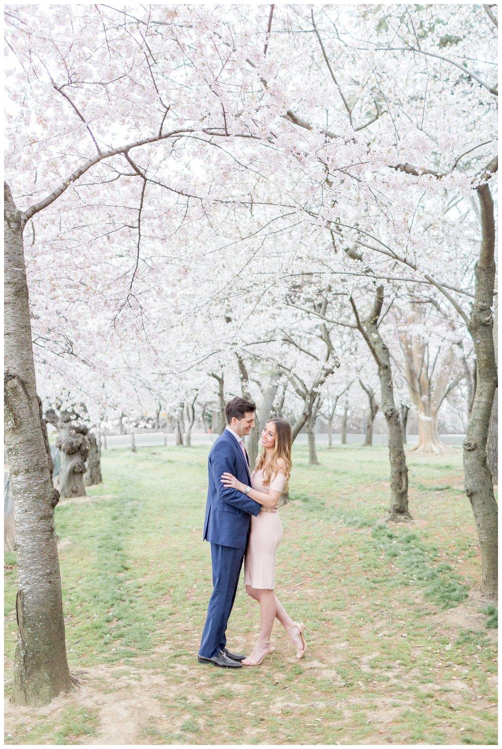 DC Cherry Blossom Engagement Virginia Wedding Photographer_0016.jpg
