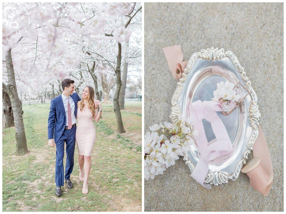 DC Cherry Blossom Engagement Virginia Wedding Photographer_0018.jpg