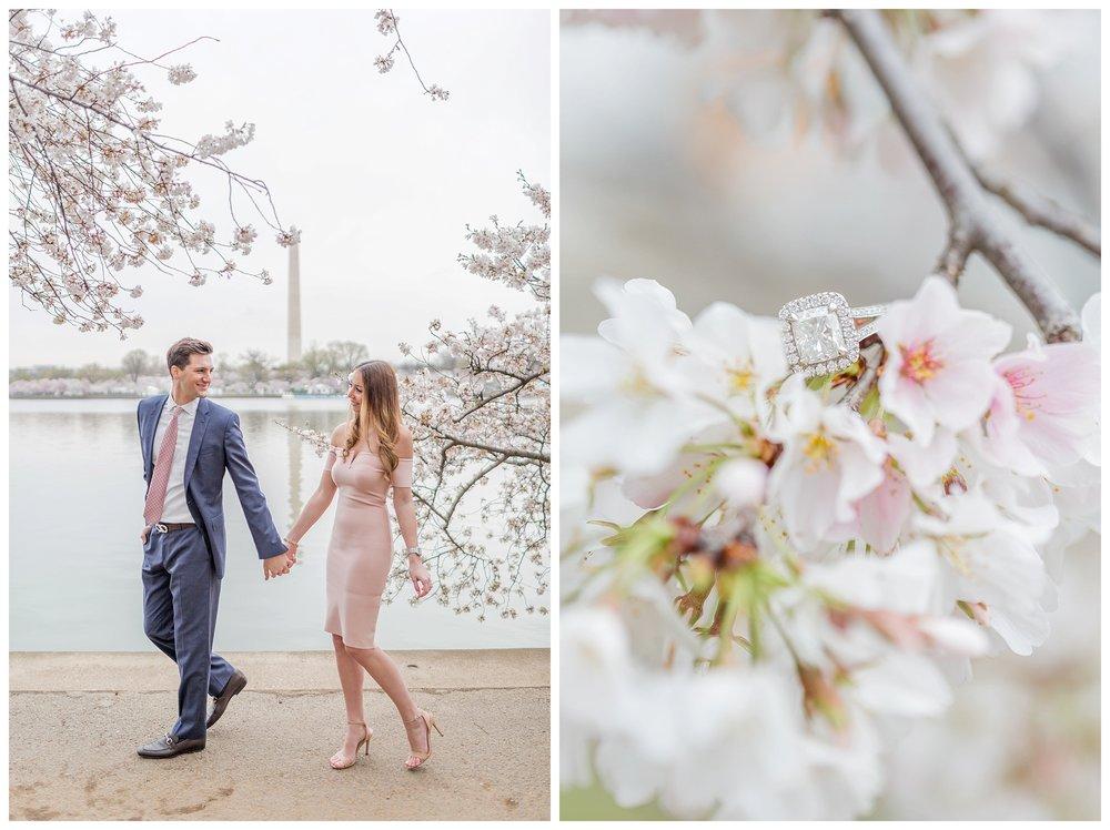DC Cherry Blossom Engagement Virginia Wedding Photographer_0020.jpg