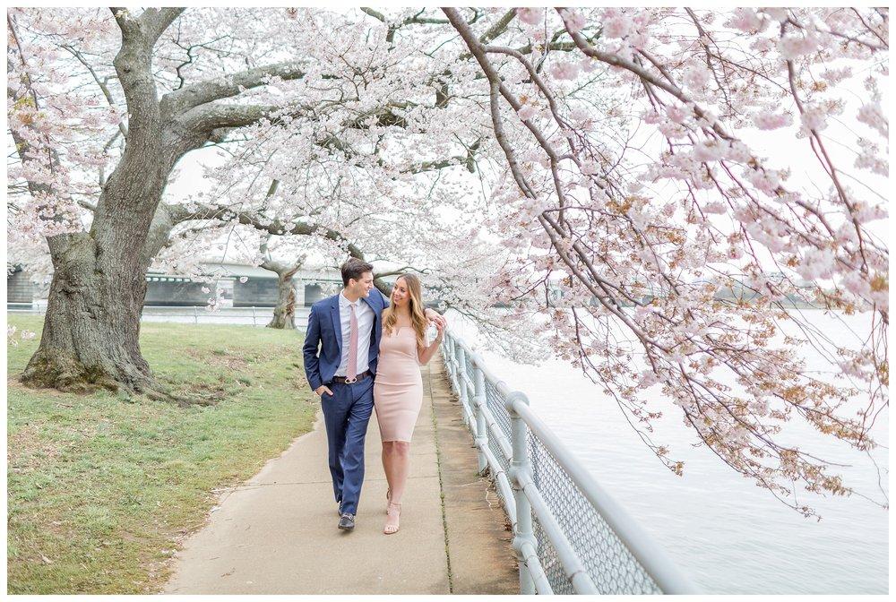 DC Cherry Blossom Engagement Virginia Wedding Photographer_0019.jpg