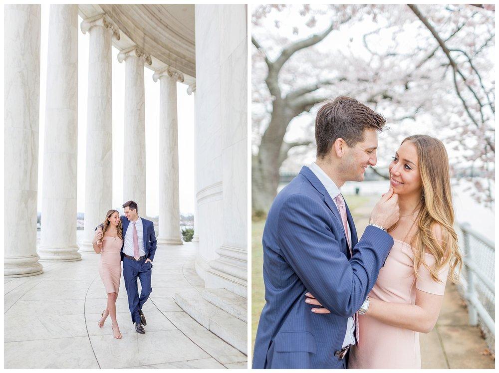 DC Cherry Blossom Engagement Virginia Wedding Photographer_0021.jpg