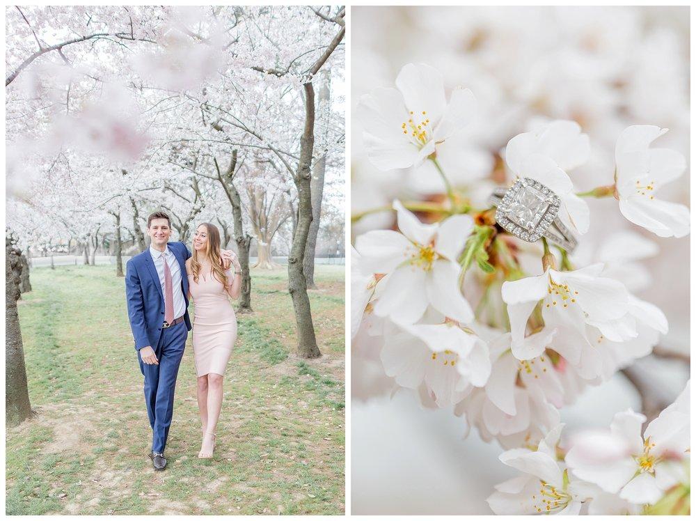 DC Cherry Blossom Engagement Virginia Wedding Photographer_0022.jpg