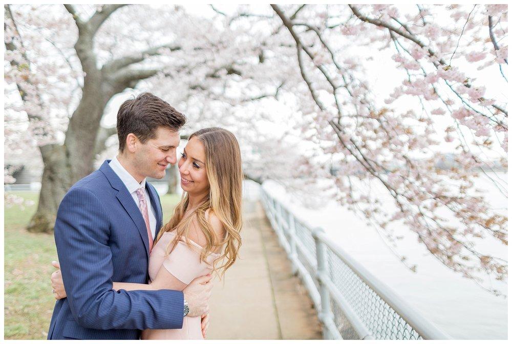 DC Cherry Blossom Engagement Virginia Wedding Photographer_0024.jpg