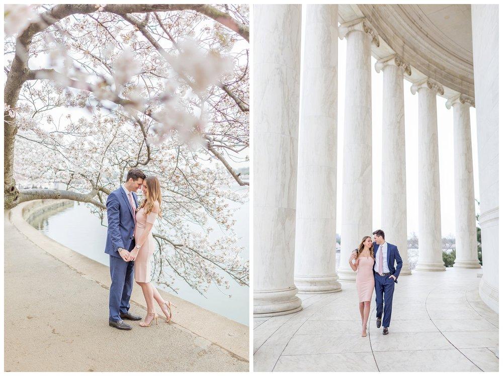 DC Cherry Blossom Engagement Virginia Wedding Photographer_0028.jpg