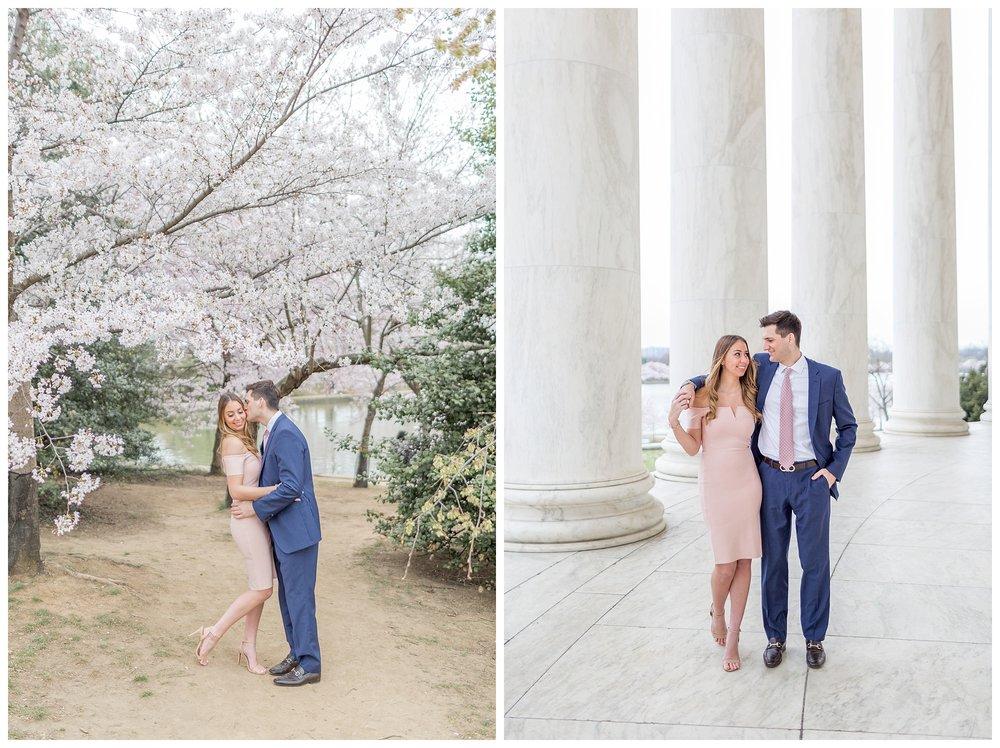 DC Cherry Blossom Engagement Virginia Wedding Photographer_0034.jpg