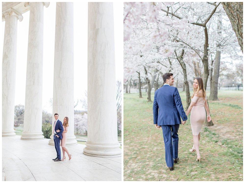 DC Cherry Blossom Engagement Virginia Wedding Photographer_0035.jpg