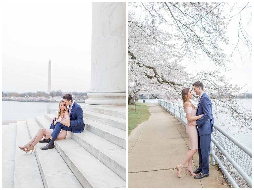 DC Cherry Blossom Engagement Virginia Wedding Photographer_0037.jpg