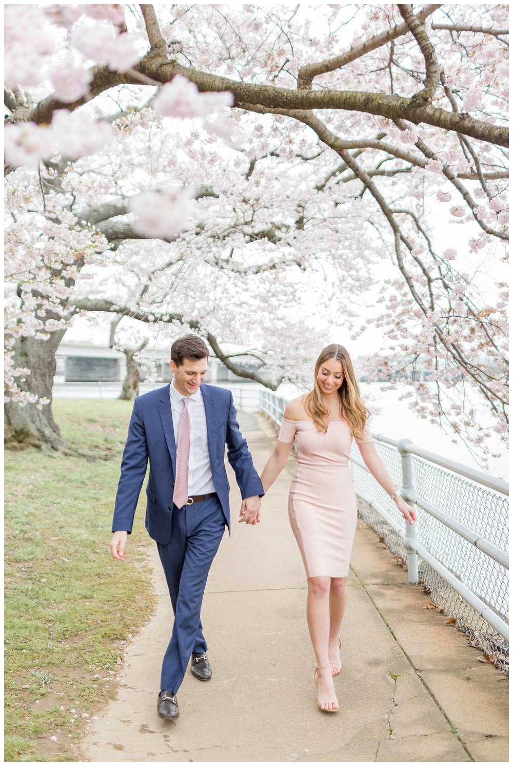 DC Cherry Blossom Engagement Virginia Wedding Photographer_0036.jpg