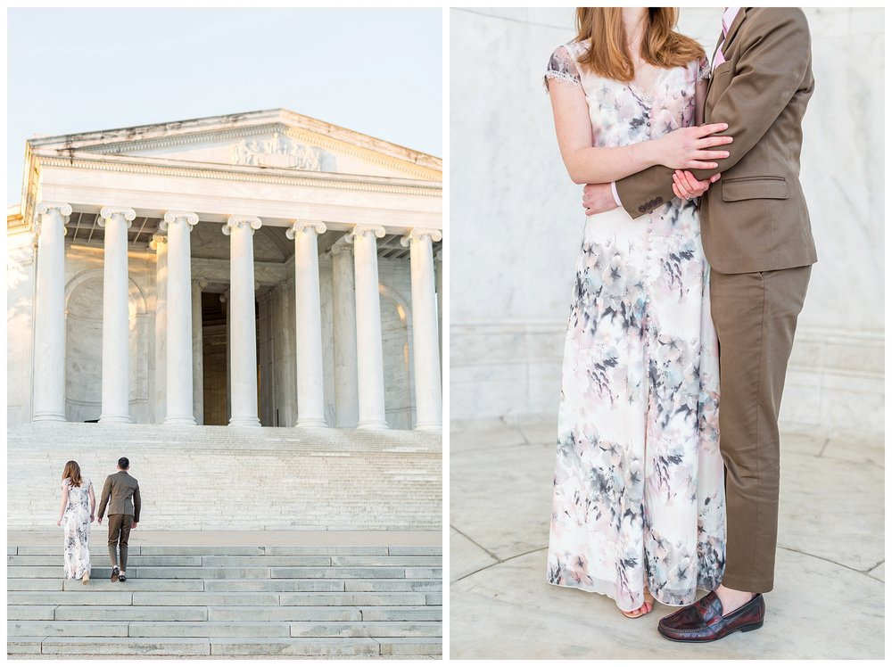 Washington DC Engagement Session Jefferson Cherry Blossom Engagement_0006.jpg