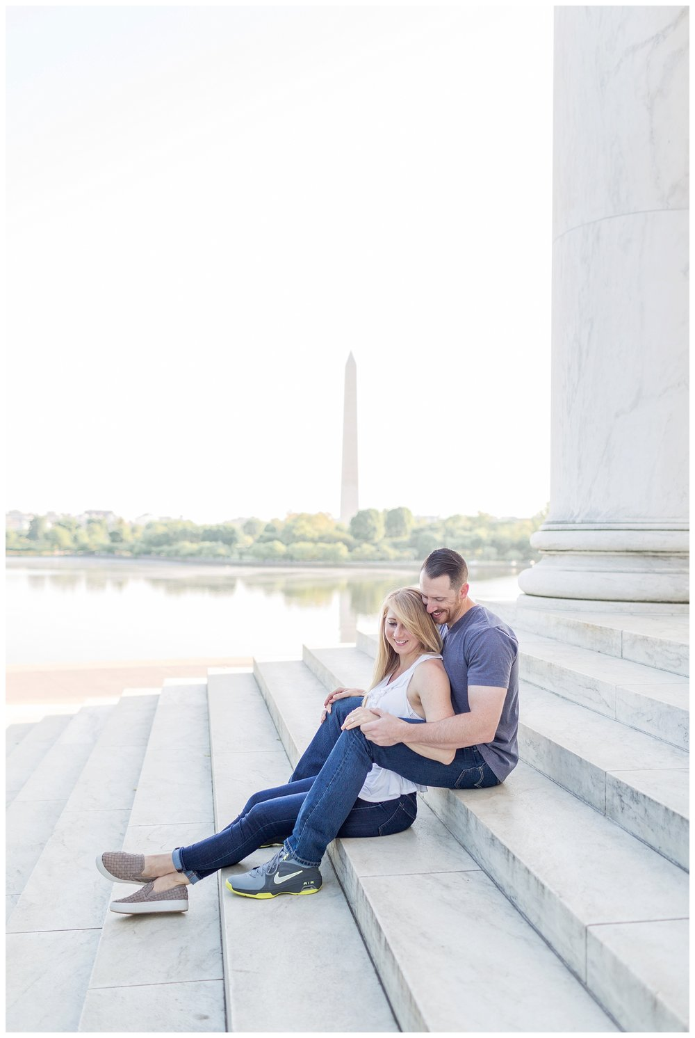 Thomas Jefferson Memorial Engagement DC Wedding Photographer_0004.jpg