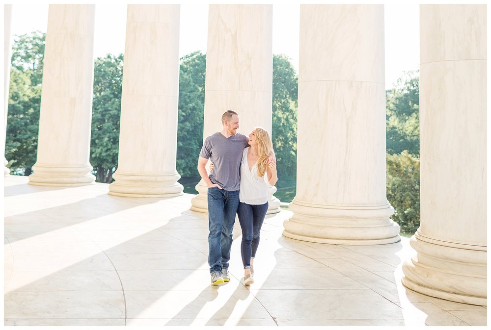 Thomas Jefferson Memorial Engagement DC Wedding Photographer_0007.jpg