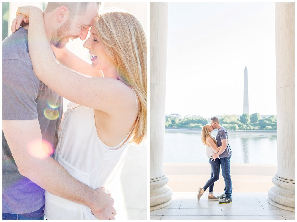 Thomas Jefferson Memorial Engagement DC Wedding Photographer_0015.jpg