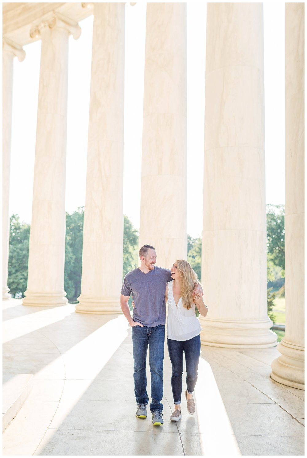 Thomas Jefferson Memorial Engagement DC Wedding Photographer_0016.jpg