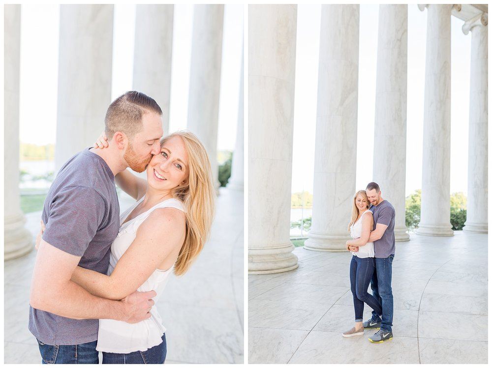 Thomas Jefferson Memorial Engagement DC Wedding Photographer_0017.jpg