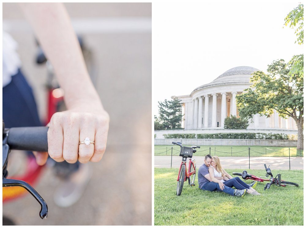 Thomas Jefferson Memorial Engagement DC Wedding Photographer_0029.jpg