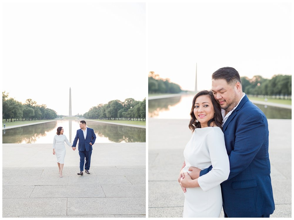 Federal Triangle Engagement DC Wedding Photographer Kir Tuben_0002.jpg