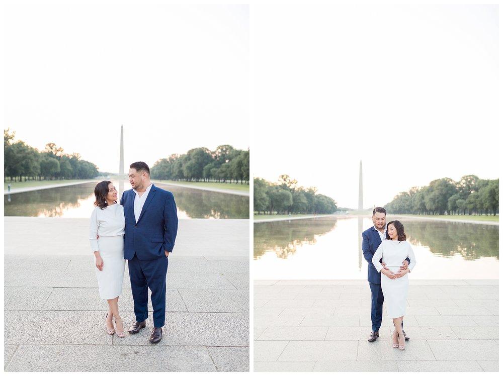 Federal Triangle Engagement DC Wedding Photographer Kir Tuben_0018.jpg