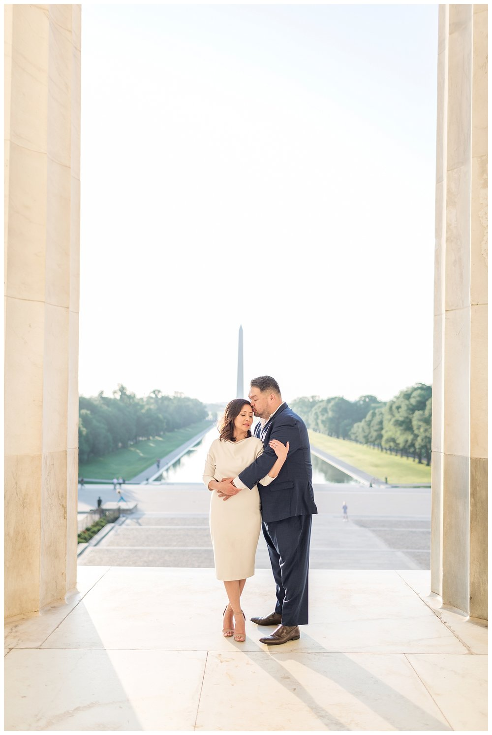 Federal Triangle Engagement DC Wedding Photographer Kir Tuben_0019.jpg