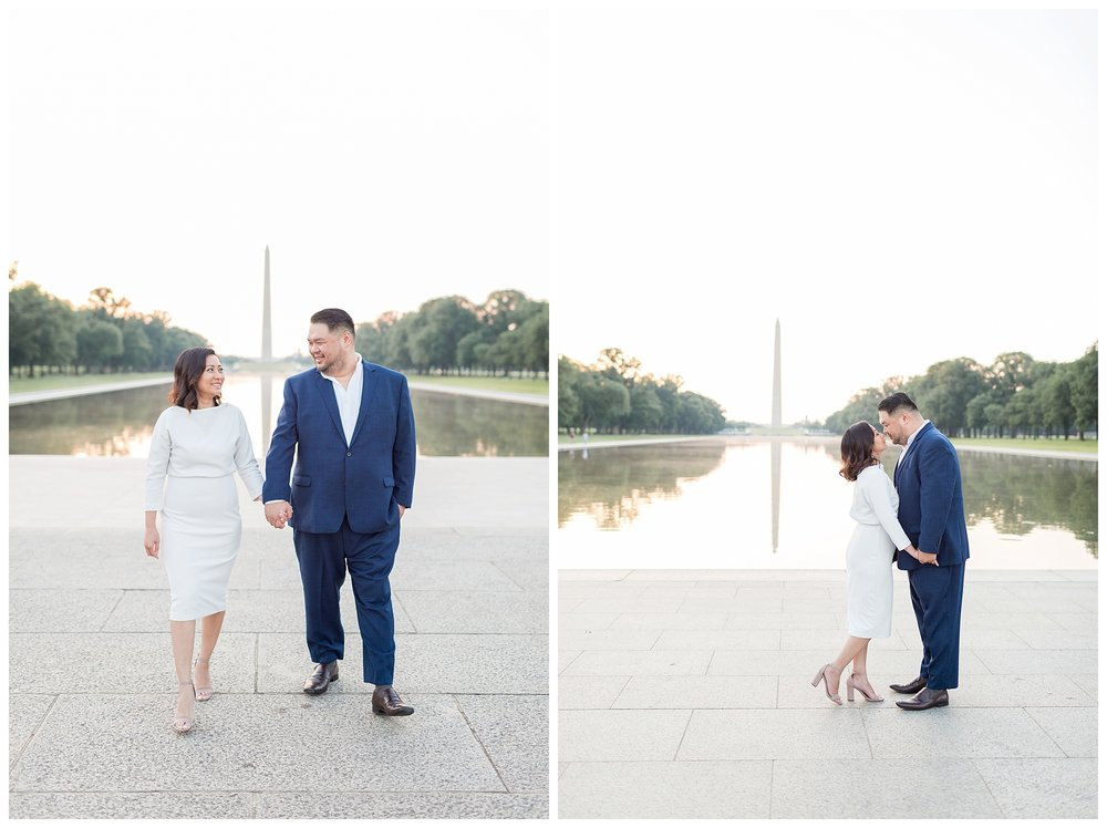 Federal Triangle Engagement DC Wedding Photographer Kir Tuben_0020.jpg