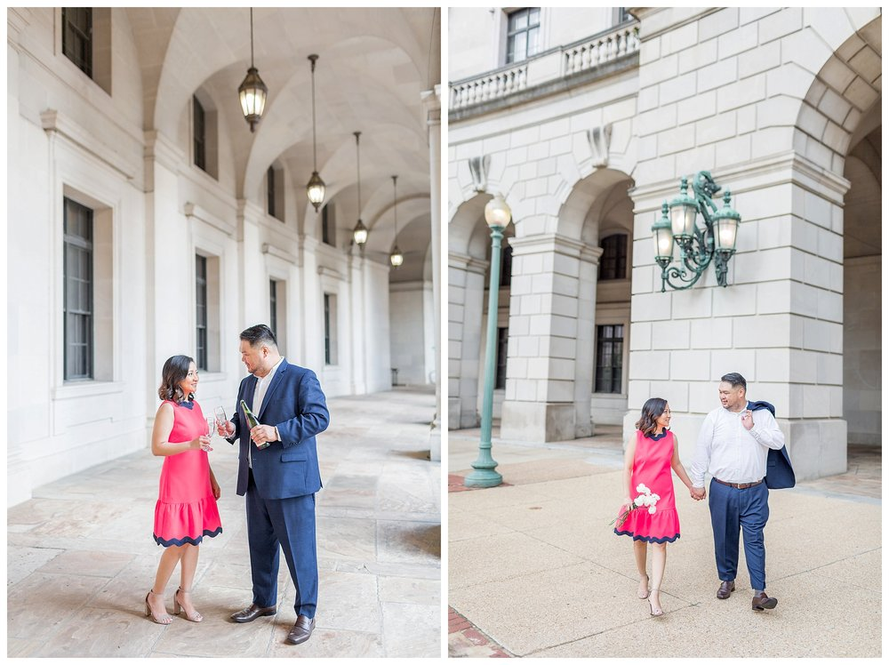 Federal Triangle Engagement DC Wedding Photographer Kir Tuben_0024.jpg