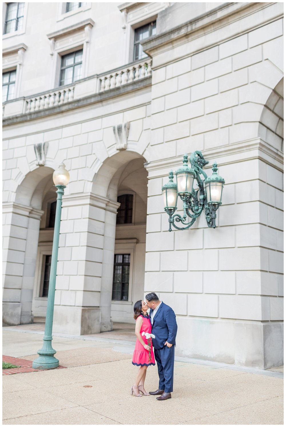 Federal Triangle Engagement DC Wedding Photographer Kir Tuben_0032.jpg