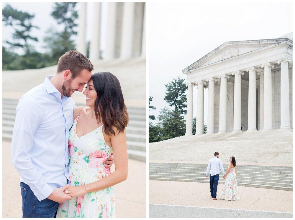 Washington DC Engagement Photos District of Columbia Wedding Photographer_0004.jpg