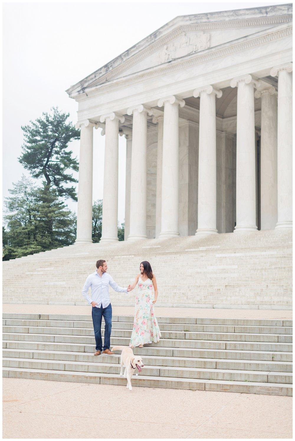 Washington DC Engagement Photos District of Columbia Wedding Photographer_0006.jpg