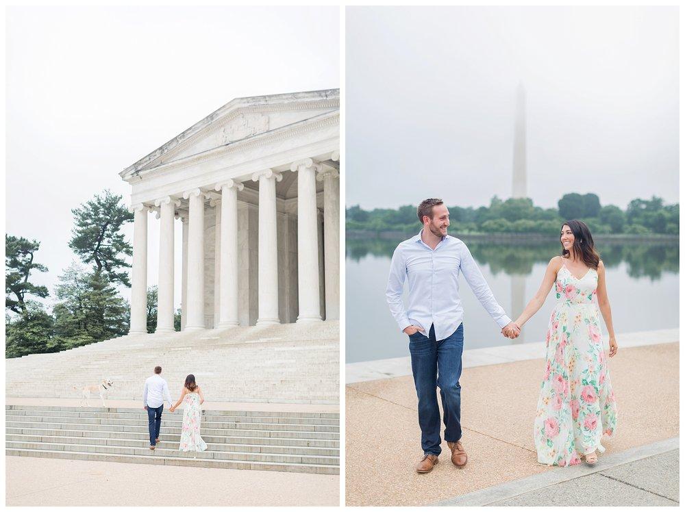 Washington DC Engagement Photos District of Columbia Wedding Photographer_0011.jpg