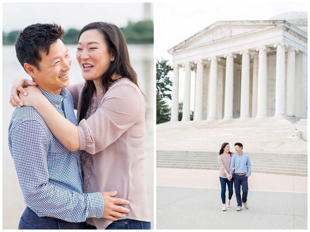 Thomas Jefferson Memorial Engagement DC Wedding Photographer Kir Tuben_0003.jpg