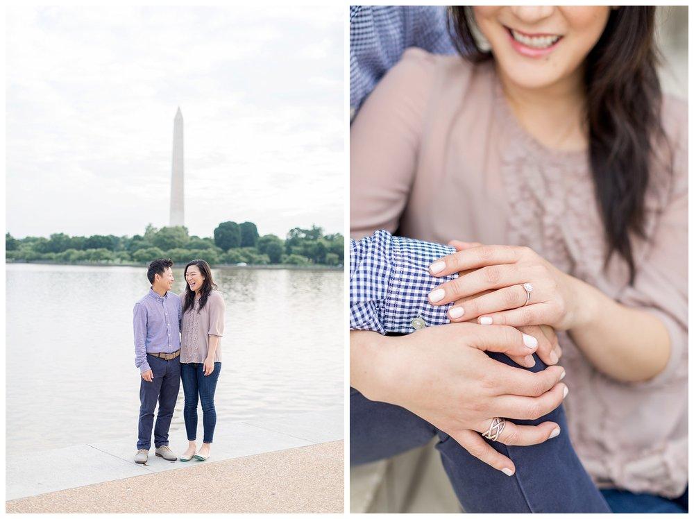 Thomas Jefferson Memorial Engagement DC Wedding Photographer Kir Tuben_0005.jpg