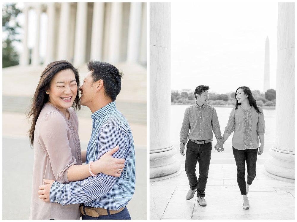 Thomas Jefferson Memorial Engagement DC Wedding Photographer Kir Tuben_0007.jpg