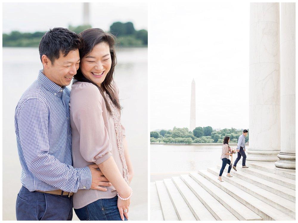 Thomas Jefferson Memorial Engagement DC Wedding Photographer Kir Tuben_0009.jpg