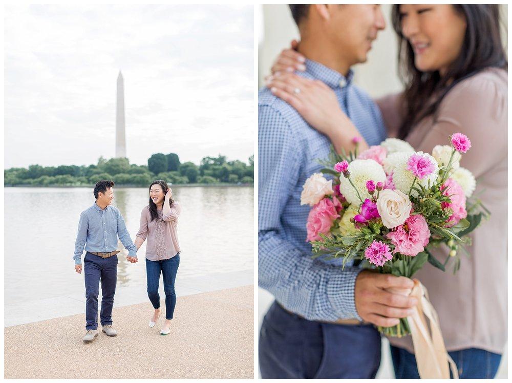 Thomas Jefferson Memorial Engagement DC Wedding Photographer Kir Tuben_0014.jpg