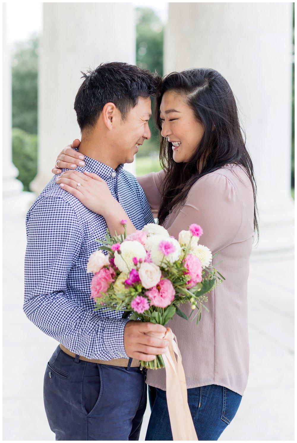 Thomas Jefferson Memorial Engagement DC Wedding Photographer Kir Tuben_0016.jpg