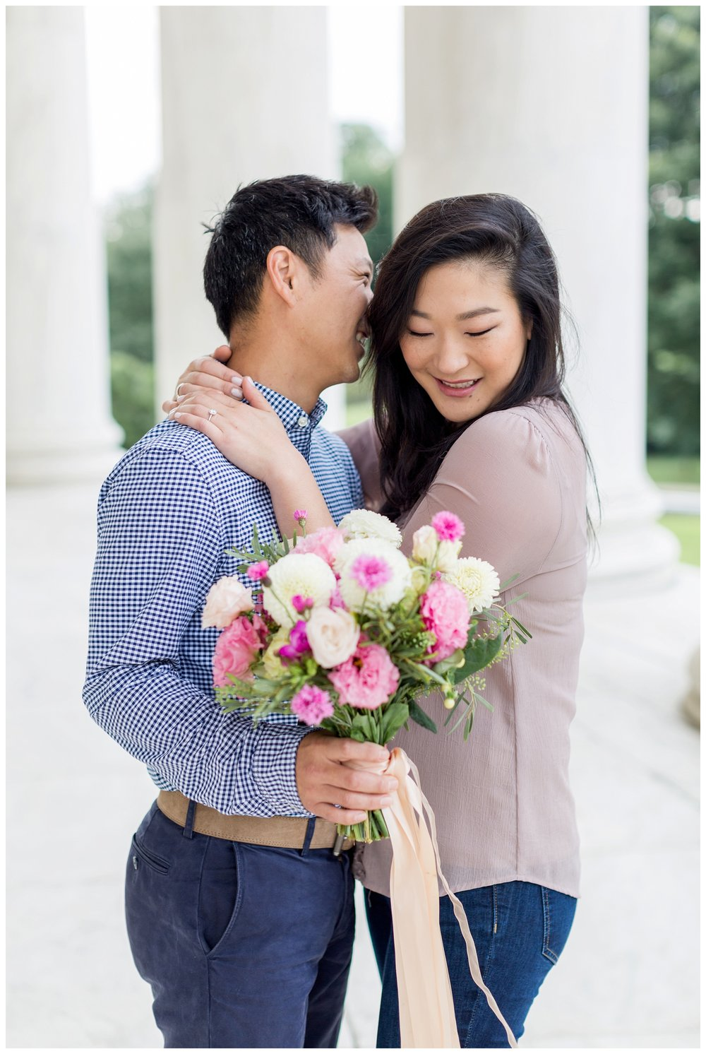 Thomas Jefferson Memorial Engagement DC Wedding Photographer Kir Tuben_0020.jpg