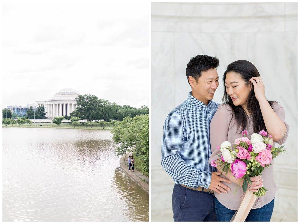 Thomas Jefferson Memorial Engagement DC Wedding Photographer Kir Tuben_0024.jpg