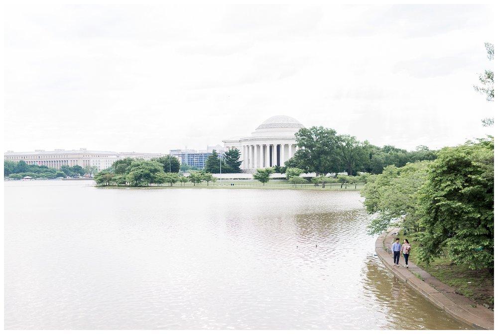 Thomas Jefferson Memorial Engagement DC Wedding Photographer Kir Tuben_0028.jpg
