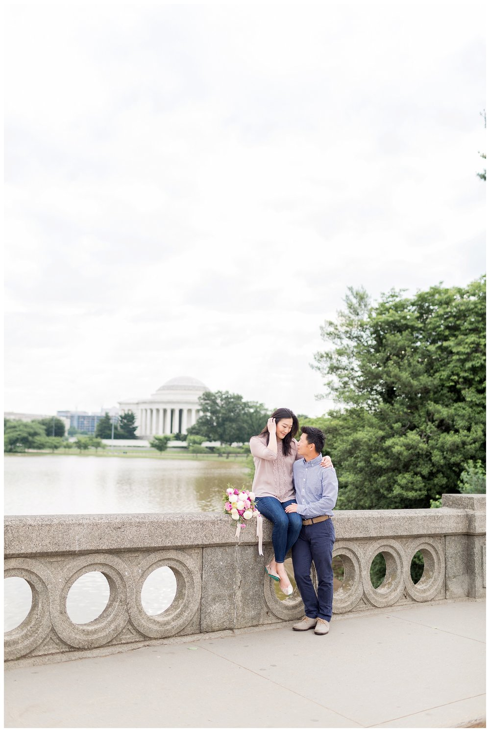 Thomas Jefferson Memorial Engagement DC Wedding Photographer Kir Tuben_0030.jpg