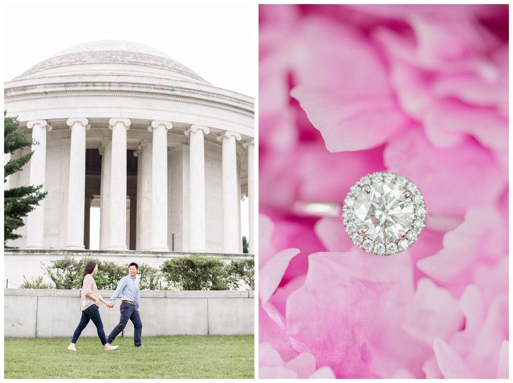 Thomas Jefferson Memorial Engagement DC Wedding Photographer Kir Tuben_0031.jpg