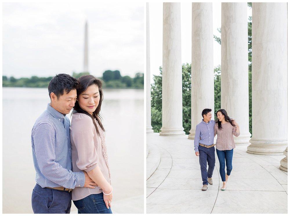 Thomas Jefferson Memorial Engagement DC Wedding Photographer Kir Tuben_0032.jpg
