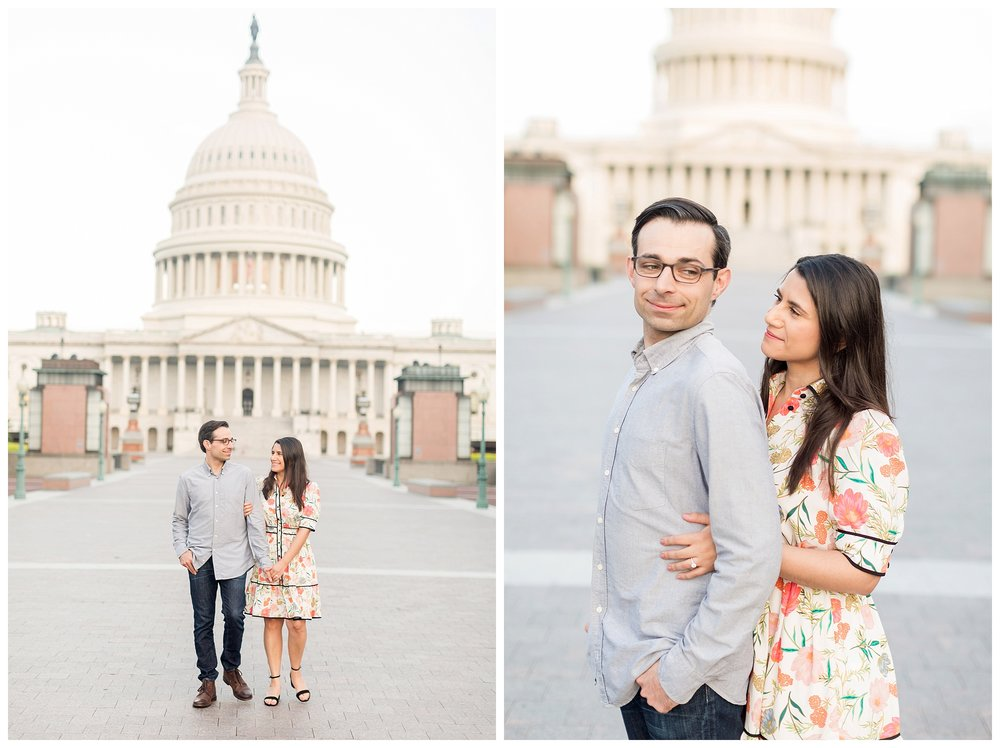 Capitol Hill Engagement Photos DC Wedding Photographer Kir Tuben_0002.jpg