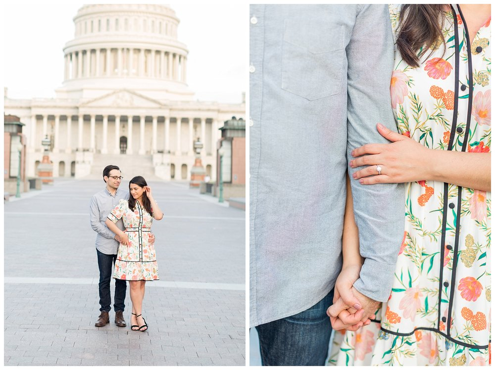 Capitol Hill Engagement Photos DC Wedding Photographer Kir Tuben_0003.jpg