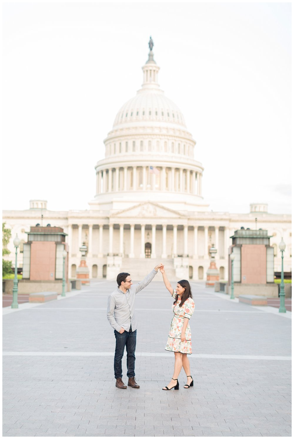 Capitol Hill Engagement Photos DC Wedding Photographer Kir Tuben_0005.jpg