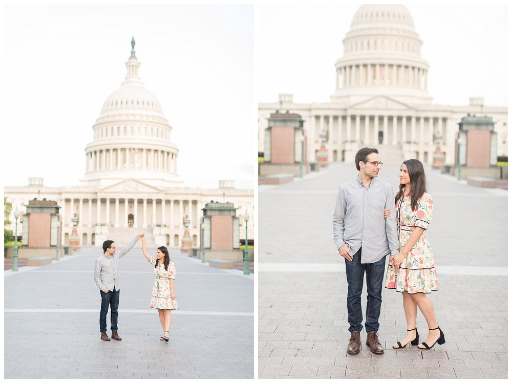 Capitol Hill Engagement Photos DC Wedding Photographer Kir Tuben_0006.jpg