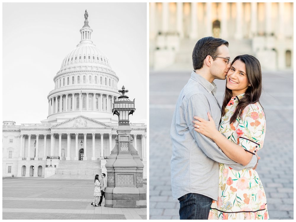 Capitol Hill Engagement Photos DC Wedding Photographer Kir Tuben_0007.jpg